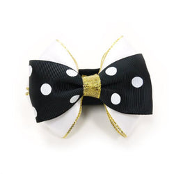 EasyBOW Gentleman Modern Dot Dog Bow Tie Puppy's Home