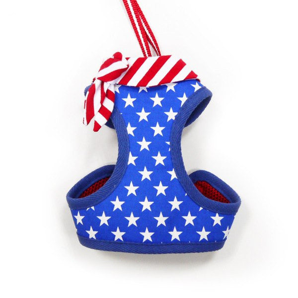 USA American Harness with Leash Puppy's Home