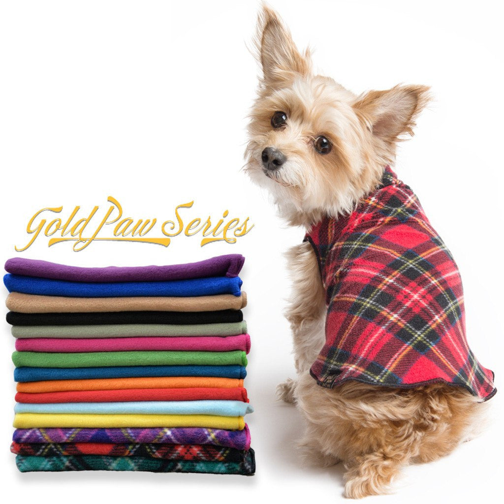 Stretch Fleece Dog Pullover Puppy's Home