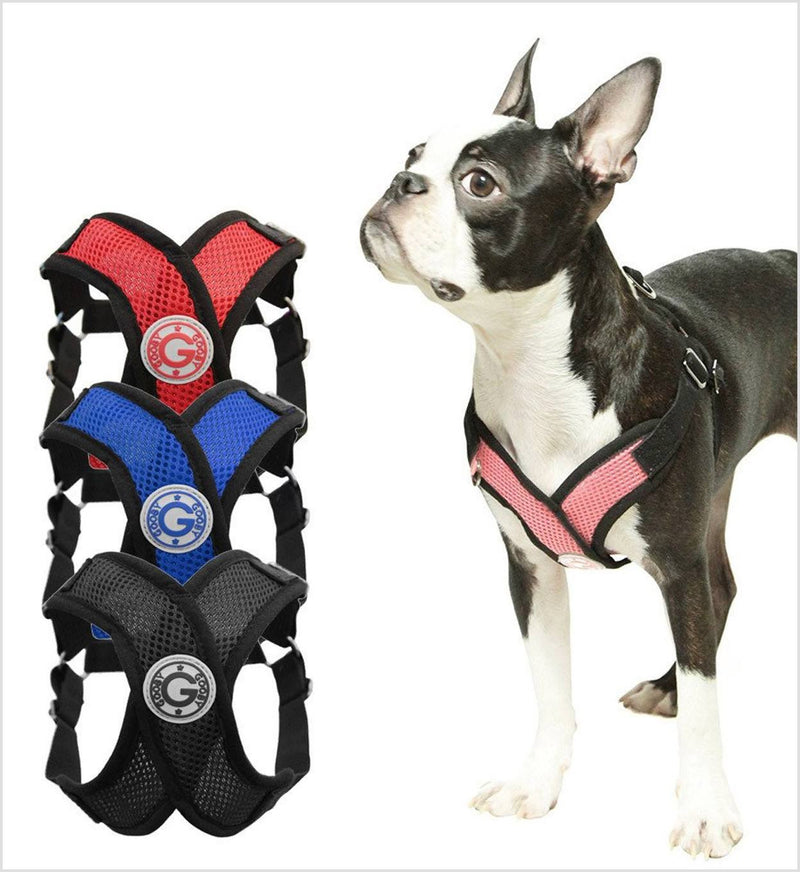 Gooby Comfort X Step-In Dog Harness Puppy's Home