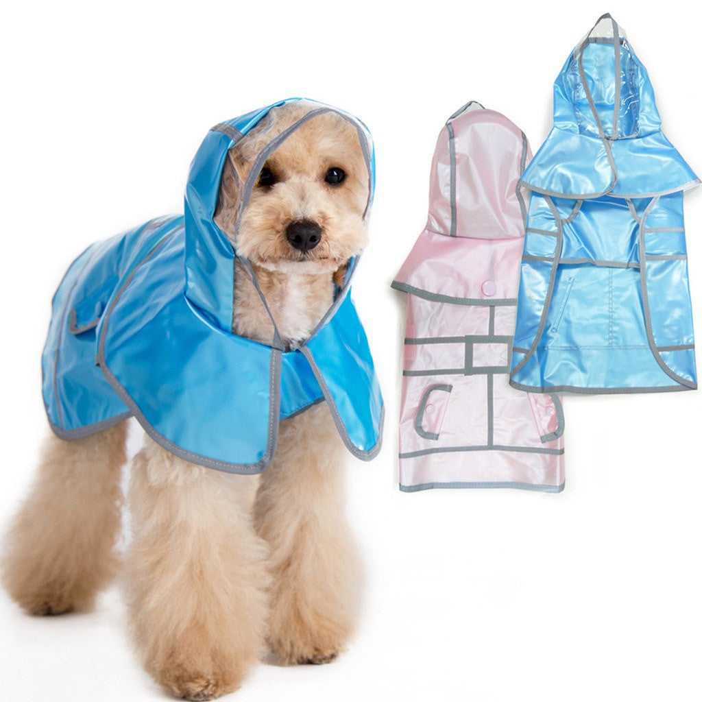Jelly Dog Raincoat Puppy's Home