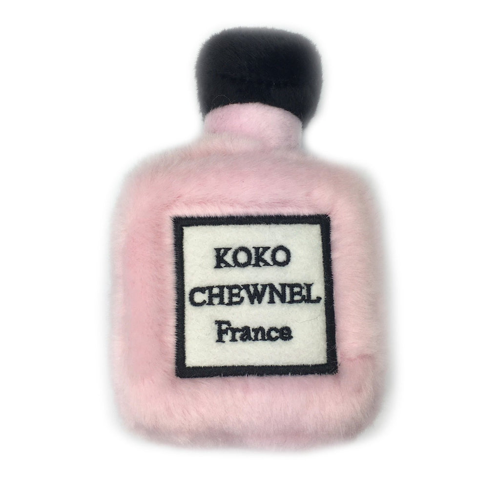 Koko Chewnel Perfume Plush Dog Toy Puppy's Home