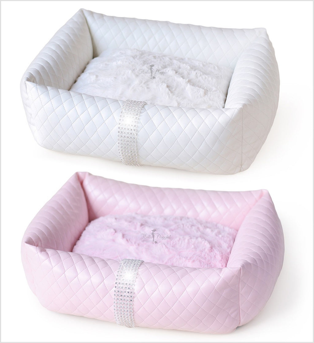 Liquid Ice Luxury Dog Bed Puppy's Home