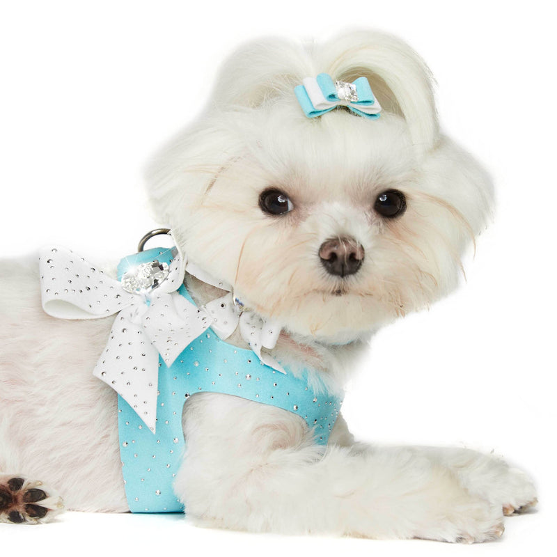 Tiffi's Gift Crystal Step-In Dog Harness by Susan Lanci Puppy's Home