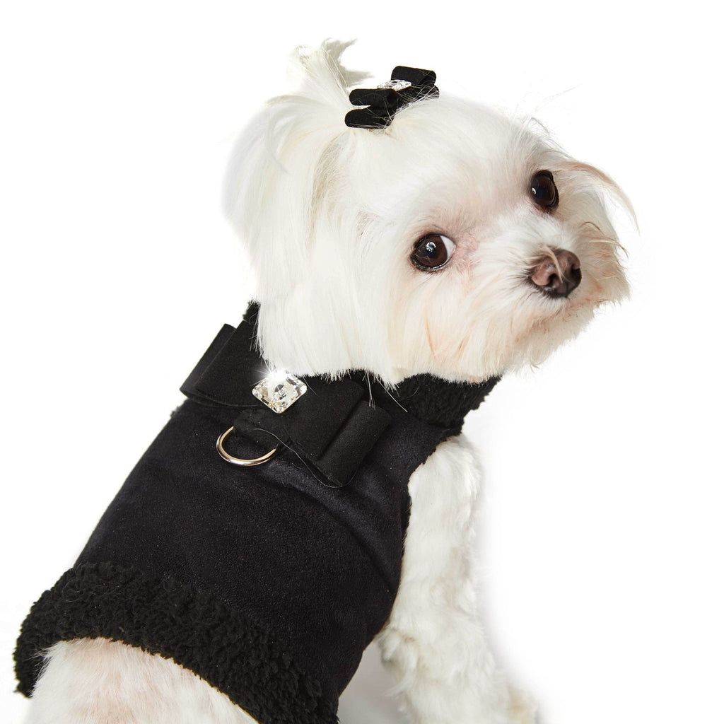 Big Bow Bowzer Jacket Harness by Susan Lanci Puppy's Home