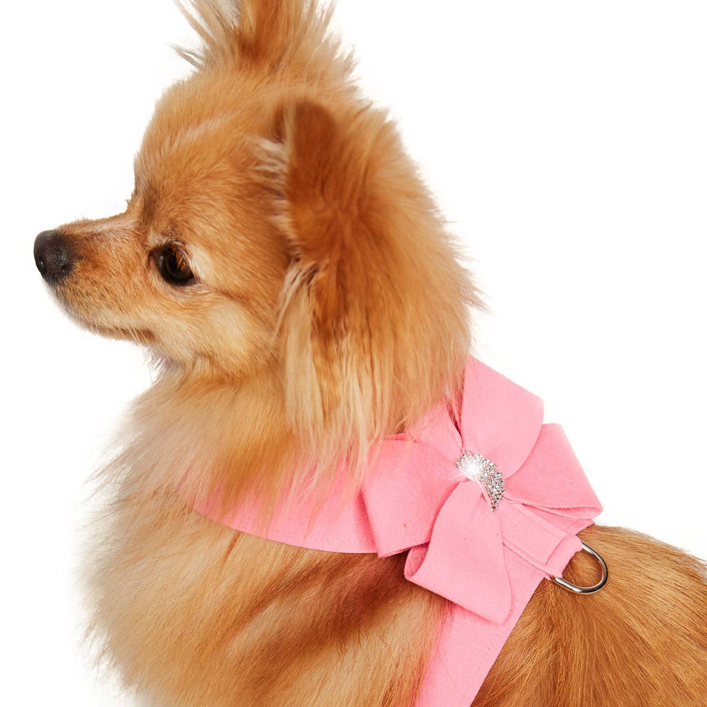 Nouveau Bow Tinkie Dog Harness by Susan Lanci Puppy's Home
