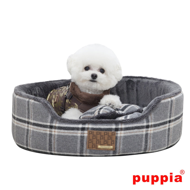 Kemp Small Dog Bed with Matching Toy Puppy's Home