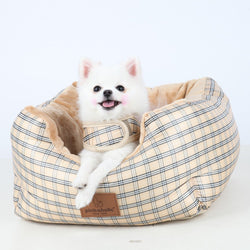 Victorian Dog Car Seat Bed - Final Sale Puppy's Home