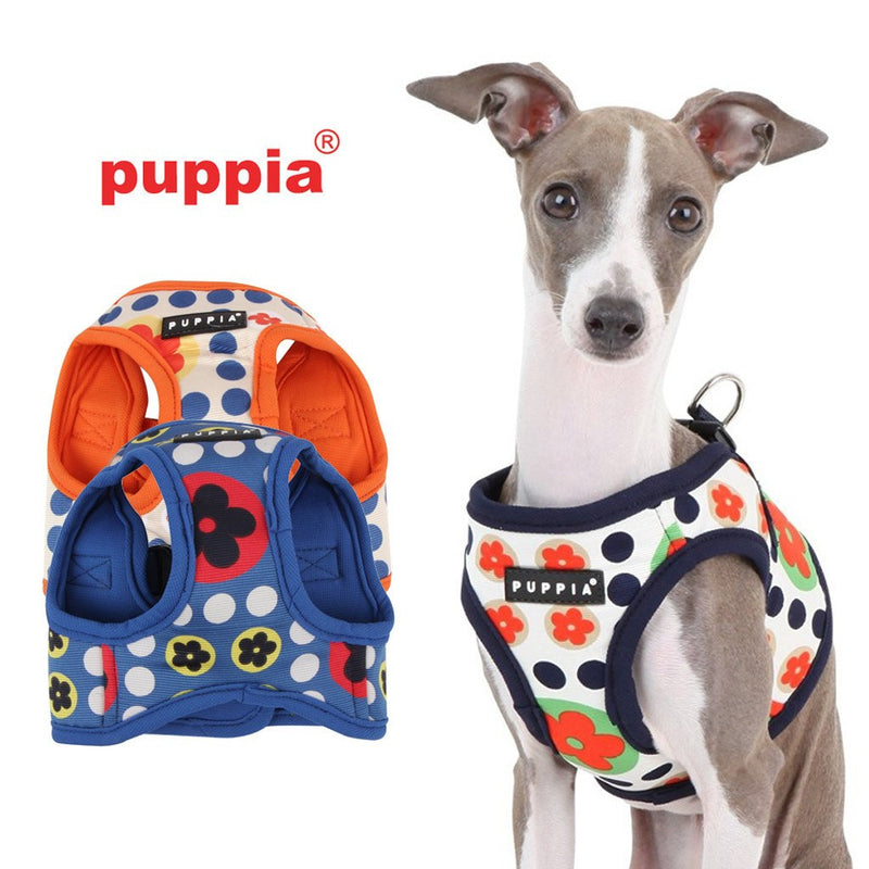 Puppia Blossom Step-In Dog Harness Puppy's Home