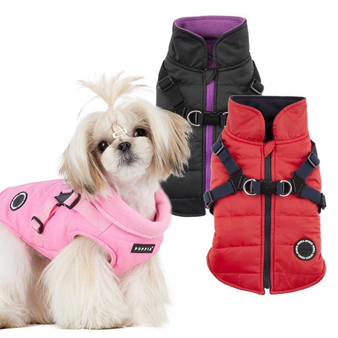 Puppia Mountaineer II Dog Jacket Harness Puppy's Home