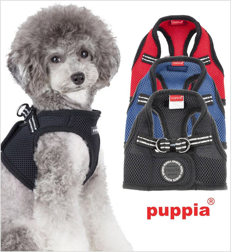 Puppia Smart Soft Reflective Vest Dog Harness Puppy's Home