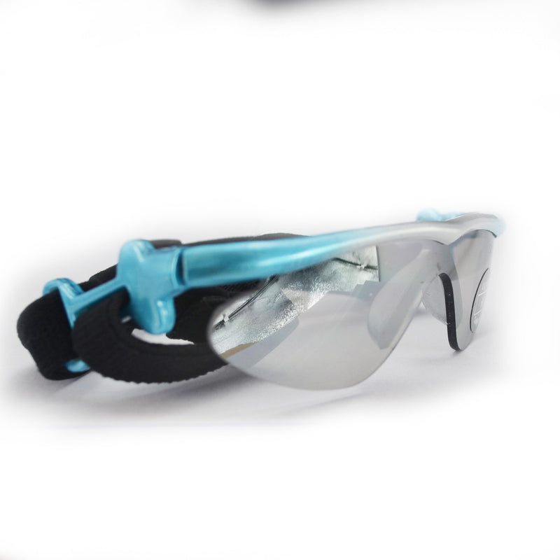 Rubber K9 Optix Dog Sunglasses - Blue Puppy's Home