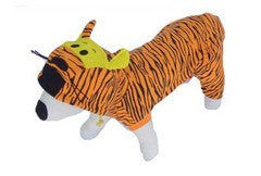 Tiger Dog Pet Costume Puppy's Home