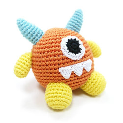 Monster Crochet Toy Puppy's Home