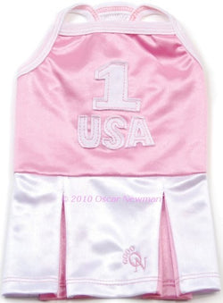 USA Sporty Chic Tank Dress Puppy's Home