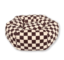 Susan Lanci Windsor Check Dog Bed Puppy's Home