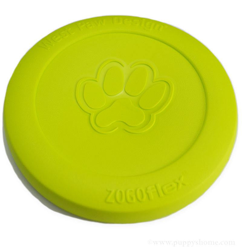 Mini Zisc Flying Disc Dog Toy Puppy's Home