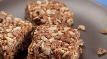 Vegan Elevated Rice Krispie Treat
