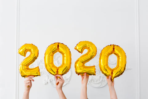 2020 balloons - blog by o2 living makers of organic cold-pressed fruit and vegetable Living Juice