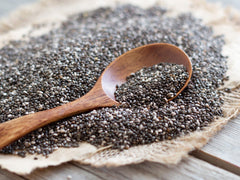 Chia seed egg replacement recipe by O2 Living makers of organic cold-pressed Living Juice