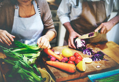 Cooking and eating mostly organic may lower cancer risk - O2 Living blog about recent Washington Post article
