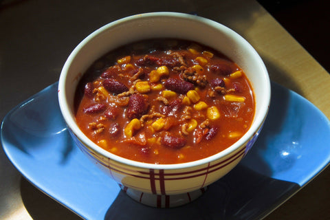 vegan pumpkin chili- O2 Living blog makers of organic cold-pressed fruit and vegetable Living Juice