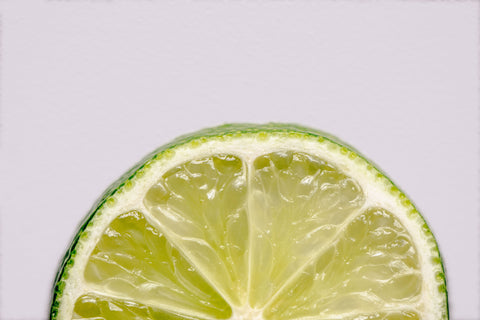 Lime slice - recipe by O2 Living makers of organic cold-pressed fruit and vegetable Living Juice