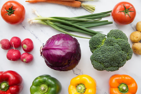 Fruits and Vegetables-O2 Living blog makers of organic cold-pressed fruit and vegetable Living Juice