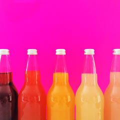 O2 Living blog - organic cold-pressed Living Juice - soda and sugar sweetened beverages