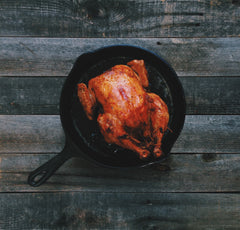 O2 Living blog - organic roasted chicken - by makers of organic cold pressed fruit and vegetable Living Juices