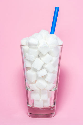 O2 Living Blog - harmful effects of aspartame - a sweetener in many foods and drinks