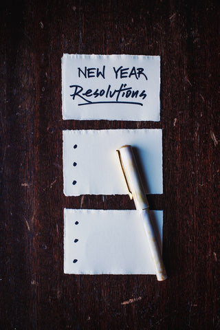 new years resolutions- O2 Living blog makers of organic cold-pressed fruit and vegetable Living Juice
