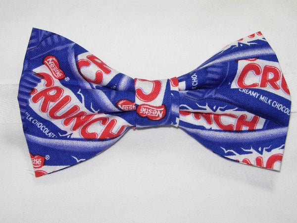 Nestle Crunch Bow tie / Nestle Crunch Candy Bars / Self-tie & Pre-tied Bow tie - Bow Tie Expressions