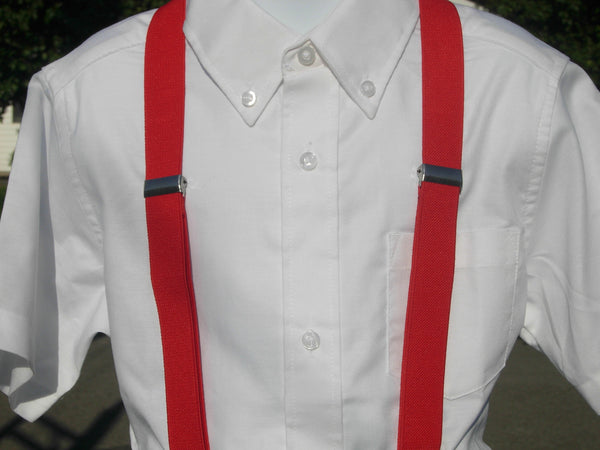 M&M Candy Bow Tie & Suspender Set - Boys Suspenders - Ages 6mo. - 6yrs. - Bow Tie Expressions