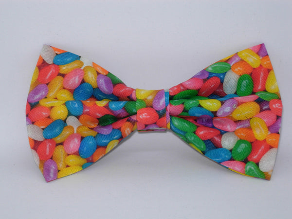 Jelly Bean Bow tie / Colorful Easter Candy / Self-tie & Pre-tied Bow tie - Bow Tie Expressions