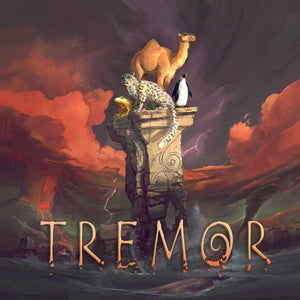 Introducing: Tremor The Environmental Boardgame