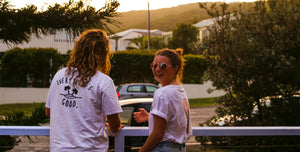 everything's good blueys beach happy clothing positive