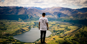 everything's good New Zealand travel mountains adventure