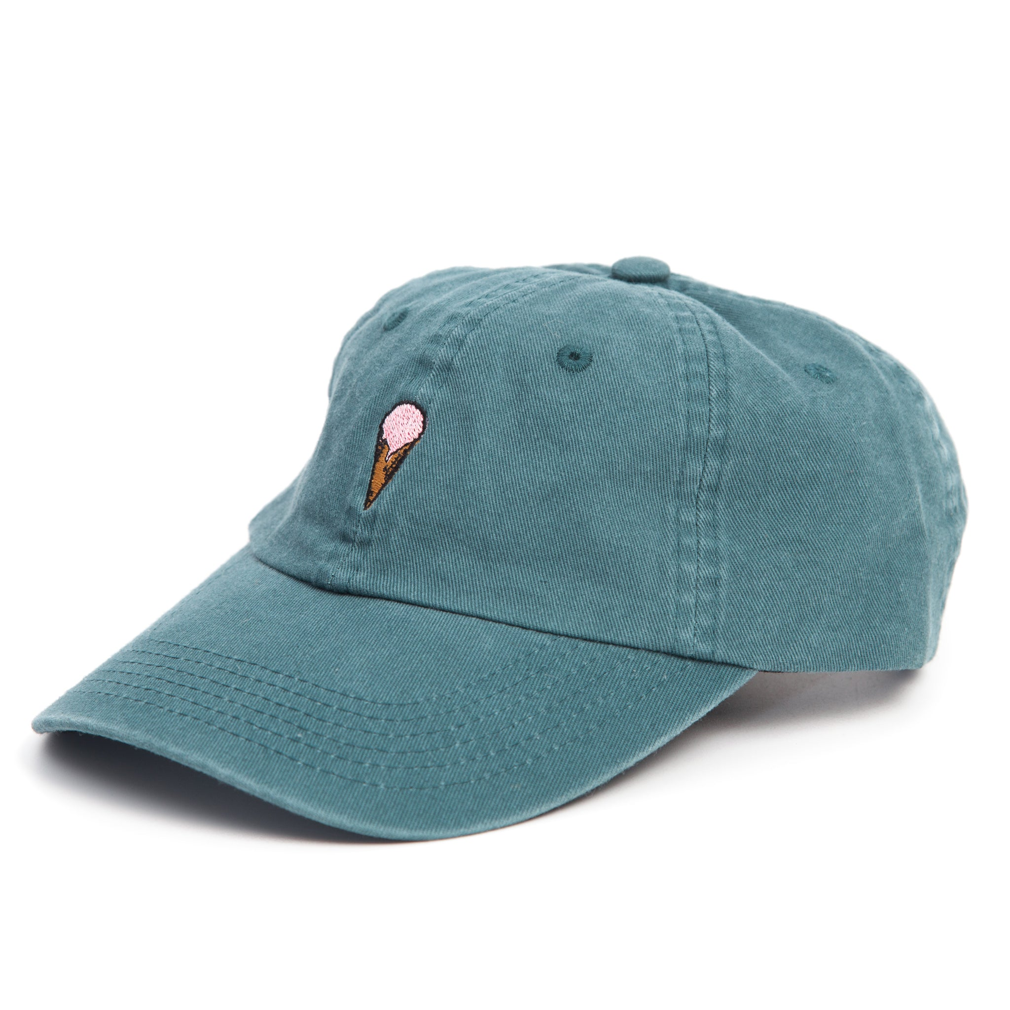Teal Dad Cap // Just Chillin'