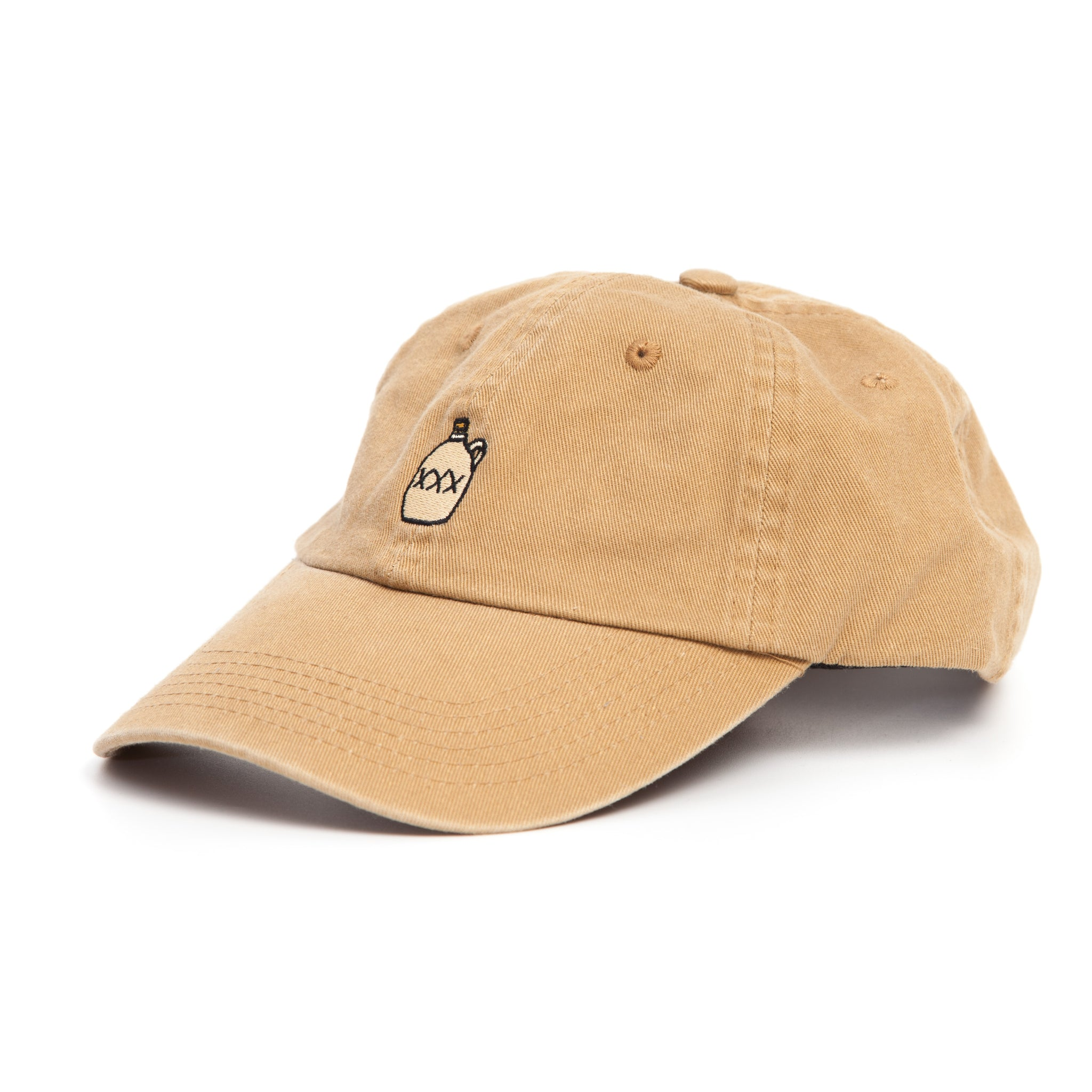 Tan Dad Cap // Free Spirit