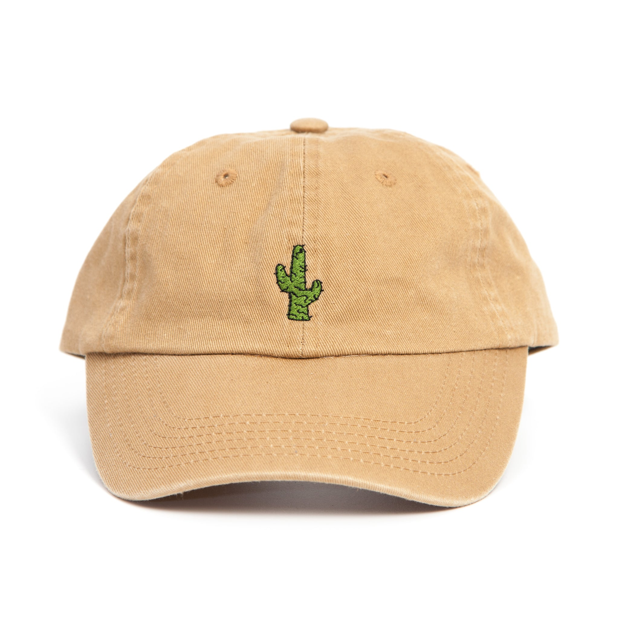 Tan Dad Cap // Stay Thirsty