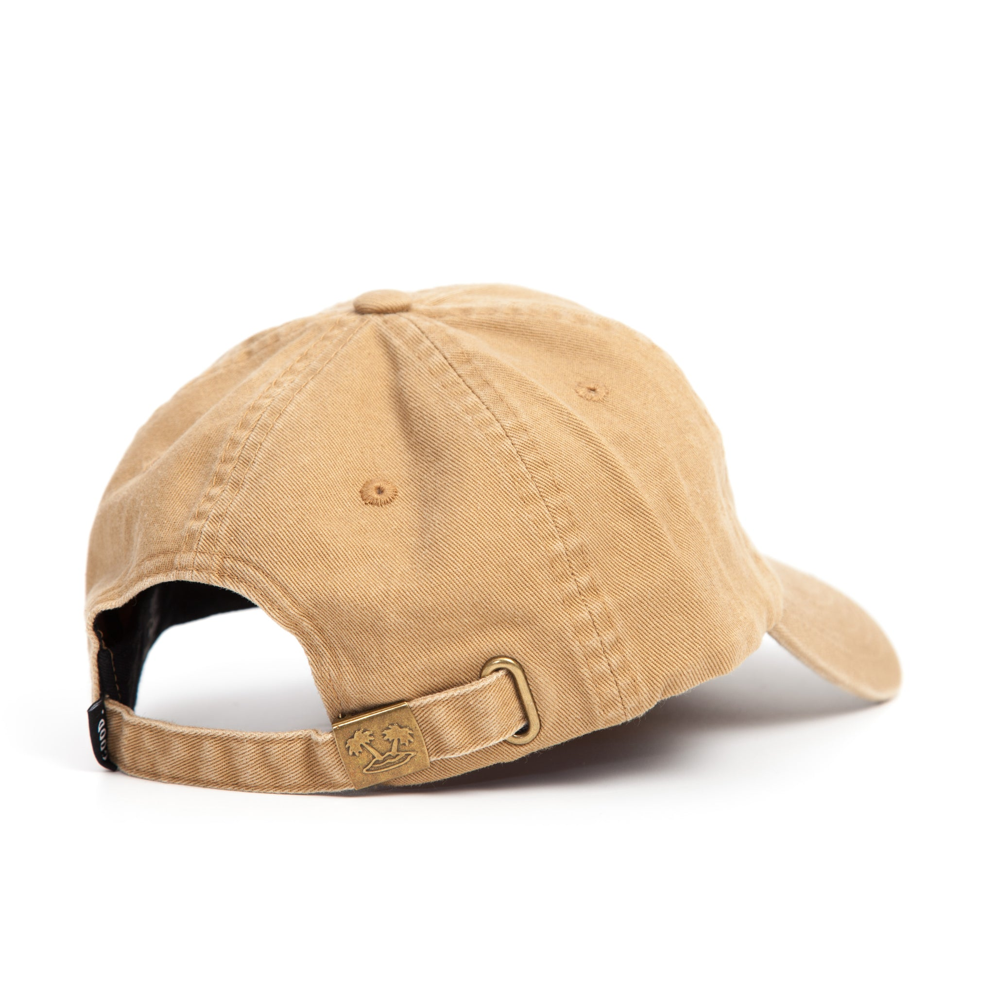 Tan Dad Cap // Everything's Good
