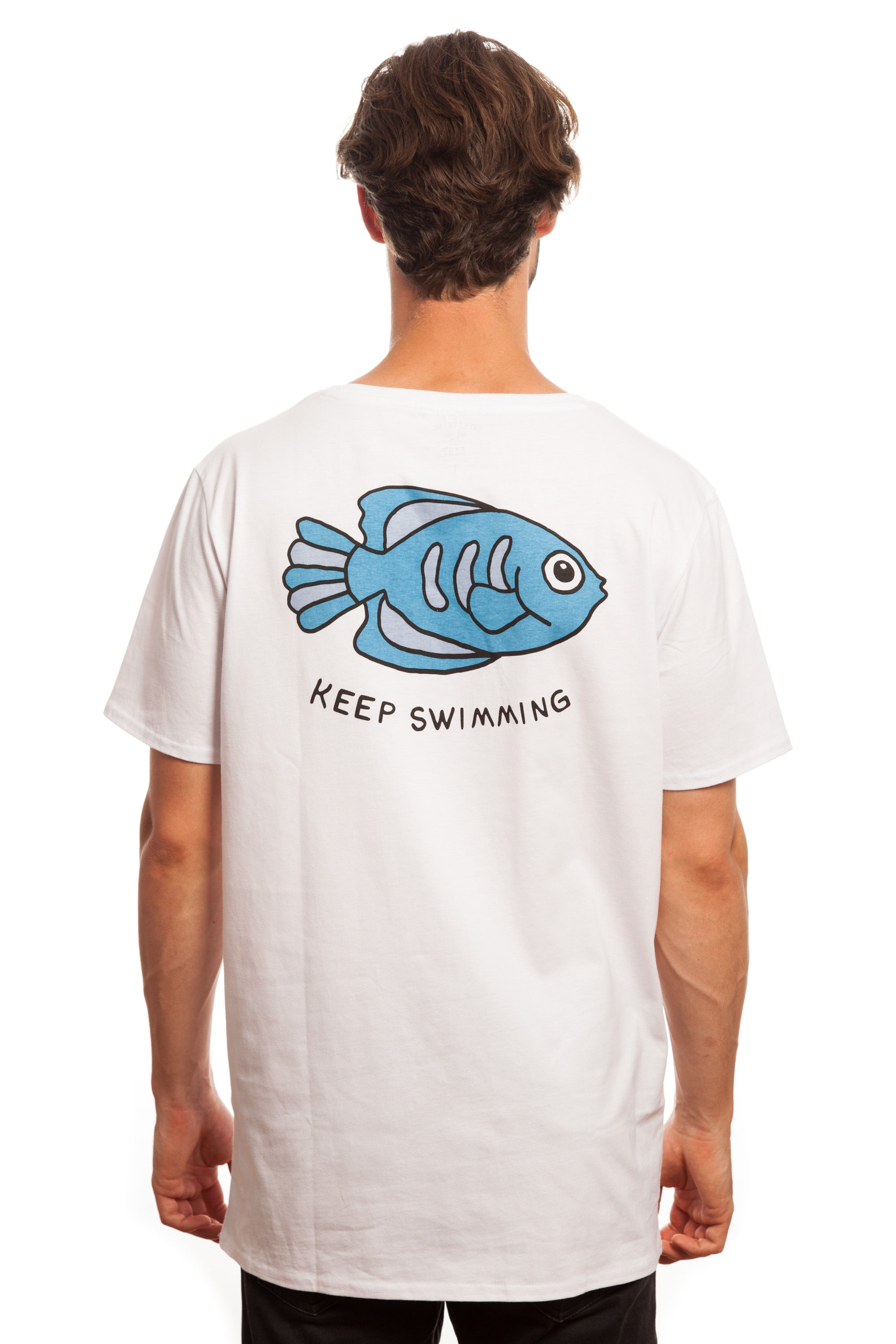 Keep Swimming Tee