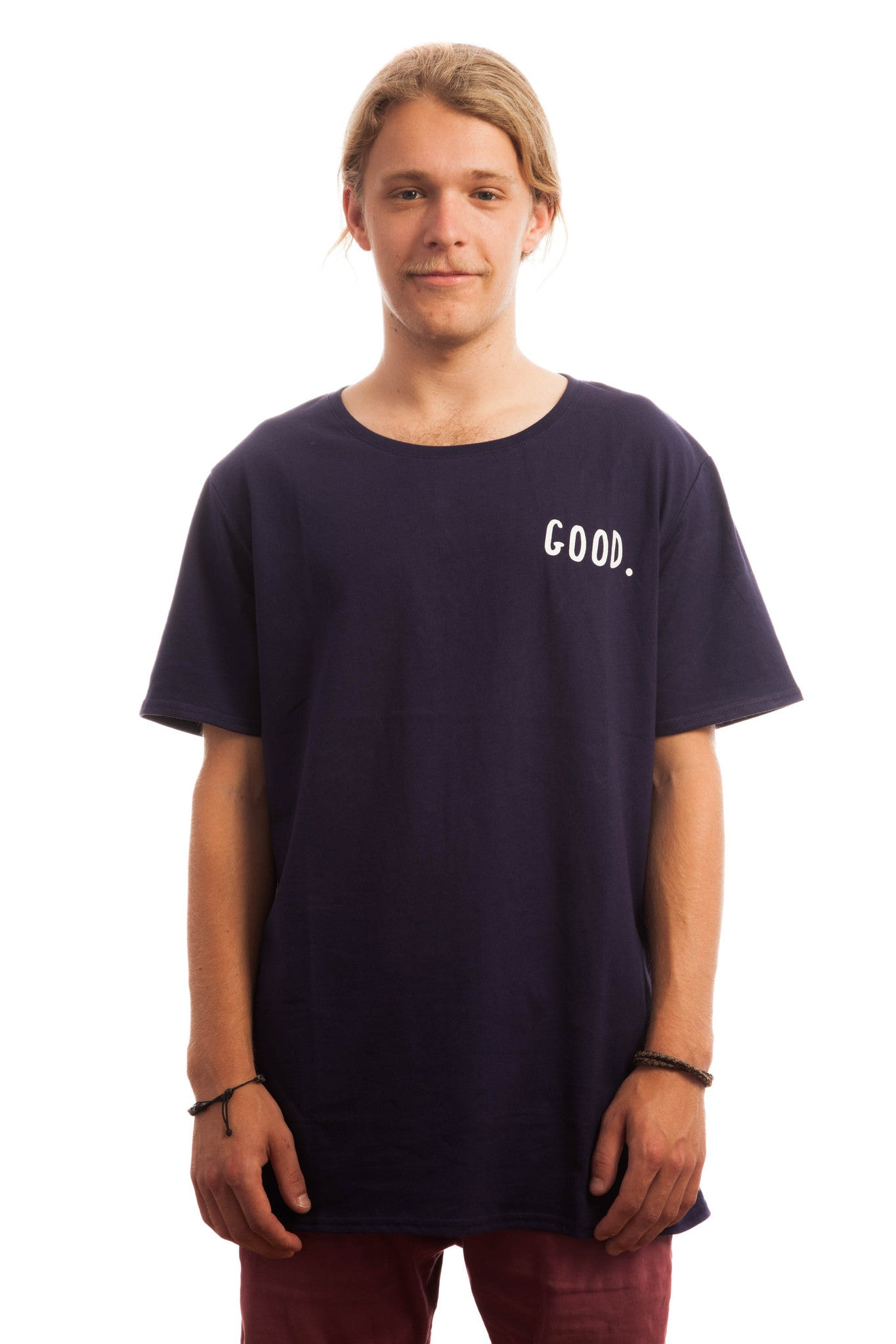 everythings good clothing co everythings good tee navy