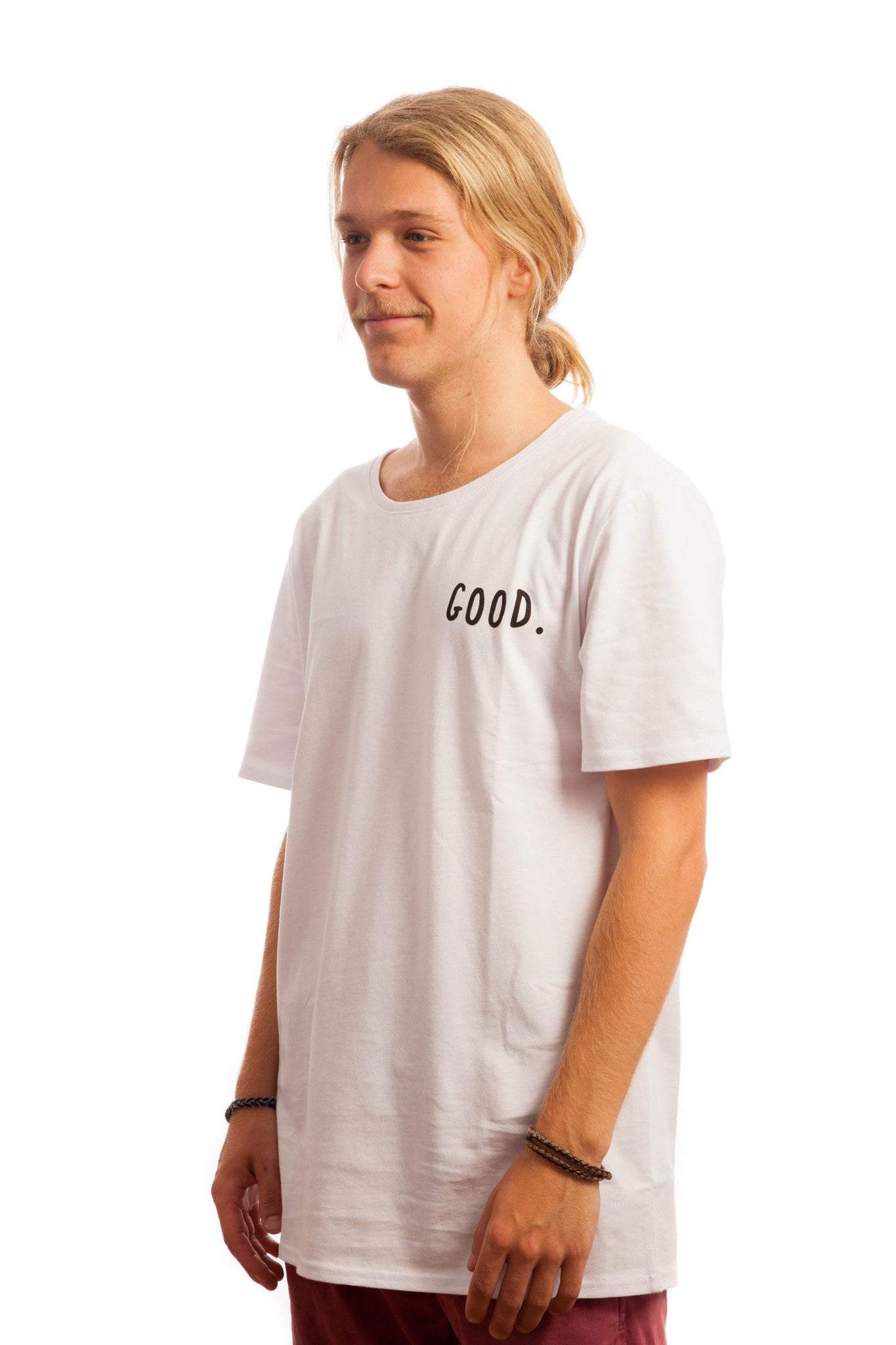 Havin' A Ball Tee // White