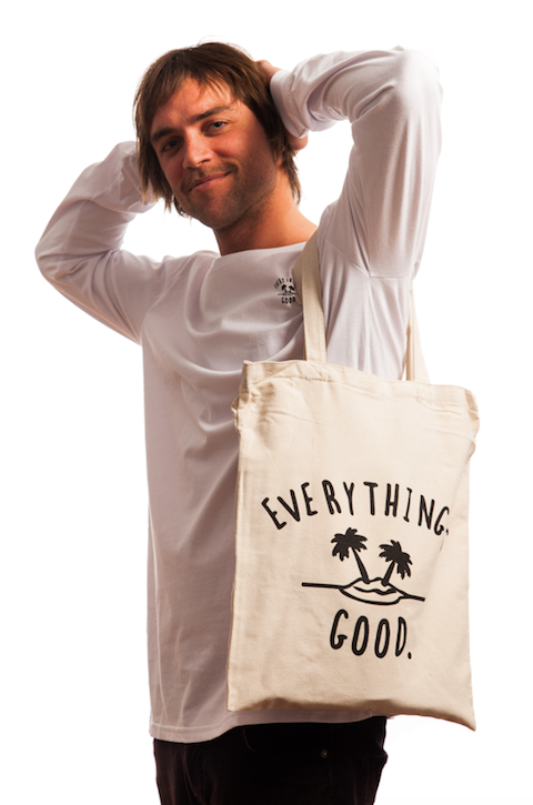 Tote Bag // Everything's Good