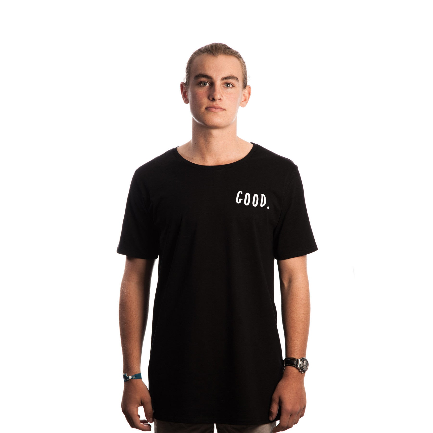 Everything's Good Tee // Black