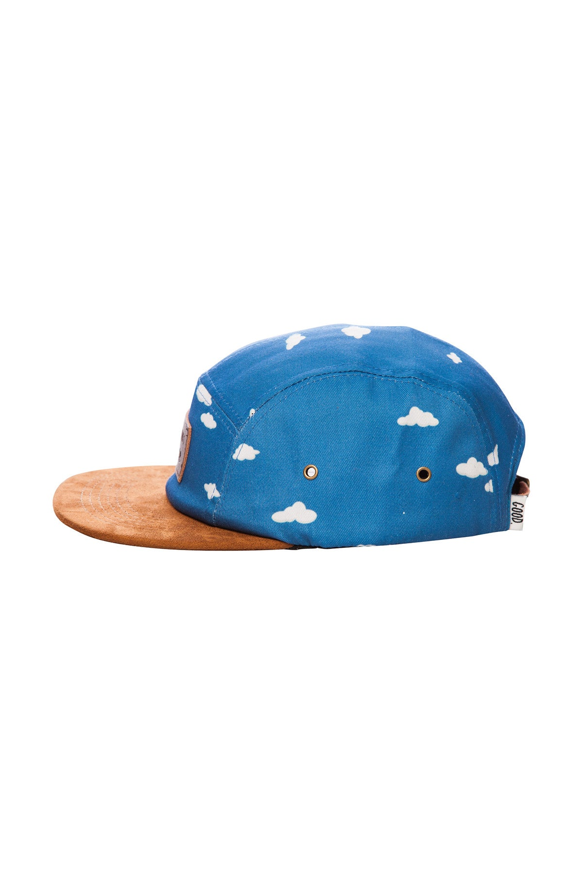 Head in the Clouds // 5-Panel Cap