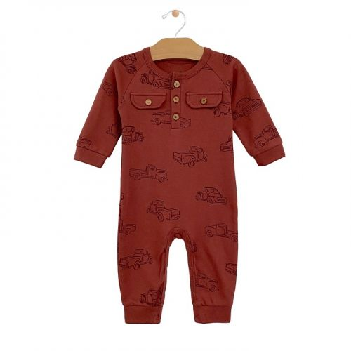 Chevy Pocket Romper