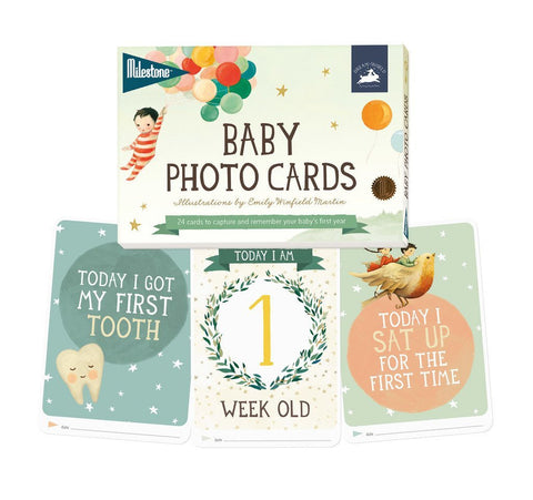 Baby Photo Cards- Emily Winfield Martin